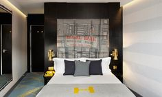 High Quality The Hoxton, Shoreditch: Salt, Beef Mustard   Double Hotel Room Amazing Design