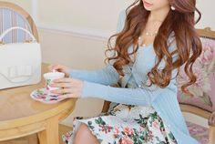 Stylowa herbatka
