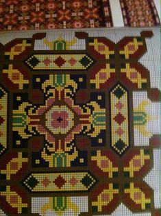 Stitch Patterns, Bohemian Rug, Cross Stitch, Rugs, 1, Decor, Towels, Dots, Needlepoint