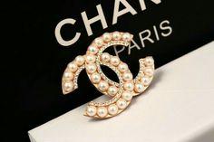 Love my Chanel Brooch
