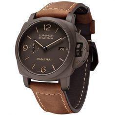 Panerai ... would look fantastic with a burgundy oxford and dark wash premium denim.