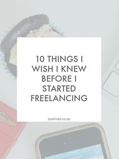 Taking the jump from full-time to freelance is scary but we're here to make sure you have the smoothest journey. Click through for awesome advice and actionable tips and tricks!