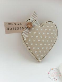 Fabric Hearts Lily Mae Designs