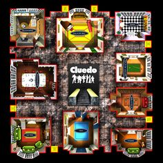 cluedo - Google Search