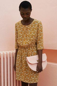 Robe timotey palm - robe - des petits hauts 2