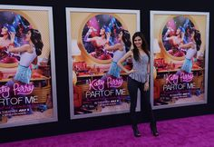 Victoria Justice, Katy Perry: Part Of Me' premiere at Grauman's Chinese Theatre.