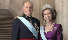 His successor, King Juan Carlos I, restored democracy.  Today, Spain is a MAJOR INDUSTRIAL NATION, with a LARGE AGRICULTURAL sector, and a booming TOURIST trade.  These activities are mainly based near the COASTS while CENTRAL REGIONS are LESS DEVELOPED. (Juan Carlos and wife Sofia)