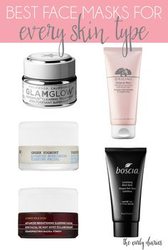 Best Face Masks For Every Skin Type | The Curly Diaries