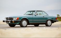 1989 Mercedes-Benz 560 SL. I owned this car longer than any other car I had. Still like it today