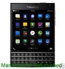 BlackBerry Blackberry Passport Black