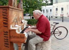 Very talented man in Cobourg. This Man, Ontario, Did You Know, Toronto, Canada