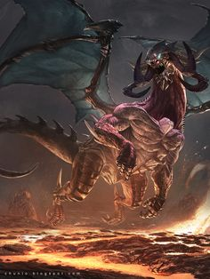 Dark Dragon by ChunLo on DeviantArt