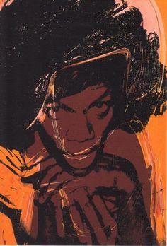 Andy Warhol - Ladies and Gentlemen, 1975