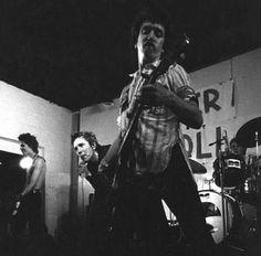 Sex Pistols 9th December 1977 - De Effenaar, Eindhoven, Netherlands.