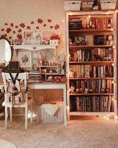 Room Design Bedroom, Room Ideas Bedroom, Home Decor Bedroom, Study Room Decor, Cute Room Decor, Aesthetic Room Decor, Dream Rooms, My New Room, House Rooms