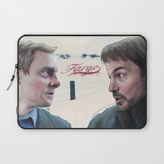 Fargo tv serie Laptop Sleeve