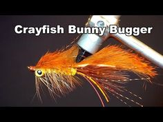 Crayfish Bunny Bugger – Underwater Footage – McFly Angler Fly Tying Tutorials – Famous Last Words Trout Fishing Tips, Fly Fishing Gear, Pike Fishing, Walleye Fishing, Fishing Life, Carp Fishing, Fishing Tricks, Fishing Rods, Fishing Tackle
