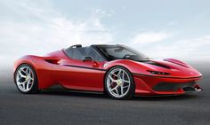 Ferrari Celebrates 50th Anniversary in Japan with the Bespoke J50