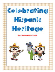 81 best hispanic heritage lessons crafts images in 2018 spanish