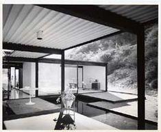 JULIUS SHULMAN - Case Study House #21, 1958