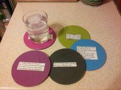 CD Coasters