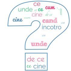 Cuvinte jucause - o aplicatie pentru cuvinte in forme - EmaLaScoala After School, Classroom Decor, Symbols, Education, Learning, Rome, Movies, Literatura, First Grade
