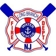 Long Branch Fire Department Logo