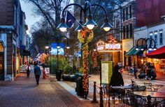 Best Places to Live in Virginia, Virginia is all popular for its wow states, you never ever see the charm like Virginia has. Virginia is situated in Stonehenge, Alaska, Virginia Is For Lovers, Christmas Town, Christmas Travel, Christmas Villages, University Of Virginia, University Logo, Florida