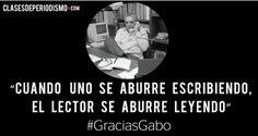 Políticos conmovidos por fallecimiento de Gabo | Clases de Periodismo