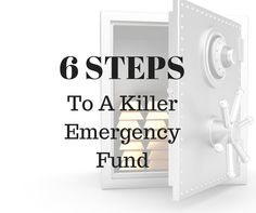 """6 Steps to a Killer Emergency Fund For When """"Stuff"""" Really Hits the Fan – Heroic Personal Finances"""
