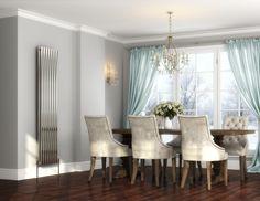For elegant stainless steel radiators talk to Simply Radiators.