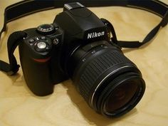 How to Clean a Nikon D40