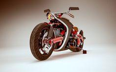 Custom Bike Victor Poontoos #custommotorcycles #motoscustom | caferacerpasion.com