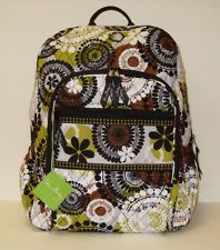 New Vera backpack for new school year! Check that off my back 2 school list!!!!