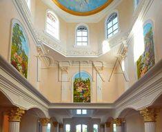Interior design, interior columns, pilasters, GRG cornices, GRG columns Interior Columns, Interior And Exterior, Interior Design, Column Design, Cornices, Cute Bedroom Ideas, Dream Land, Full House, Beautiful Architecture