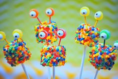 Monster Party: It's a Monster Birthday Bash - Mimi's Dollhouse