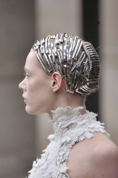Alexander McQueen Paris Fall 2011