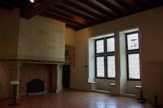 Bourges - Palais Jacques Coeur - Chambre des Galées | Flickr: partage de photos! Bourges, France, Mansions, Cher, Castles, Renaissance, Medieval, Centre, Photos