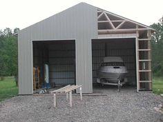30x36x12 DIY Pole Barn