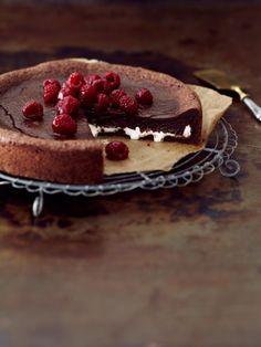 Die süßeste Versuchung, seit es Schokoladenkuchen gibt: ein zartes Marshmallow-Fluff inmitten aromatischer Schokolade. So lecker kann Sünde sein!