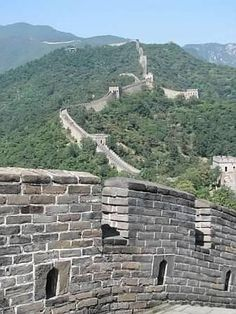 The Great Wall #China #Travel #RTW