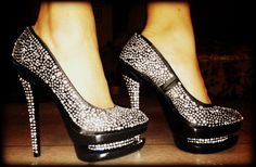 My prom shoes<3
