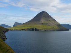 The Pyramids of Faroe Islands