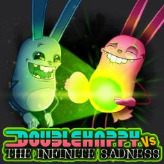 Steam Greenlight :: Double Happy vs The Infinite Sadness Happy Art, Character Concept, Infinite, Interview, The Incredibles, Sadness, Characters, Image, Infinity Symbol
