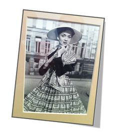 Constance Howarth fabric and dress designer who died in March 2012