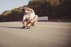 Cruising via Almond Surfboards