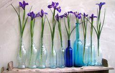 23оригинальных способа украсить дом цветами