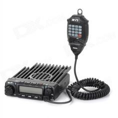 MYT9800 Car Auto Transceiver FM Ham Two Way Radio Walkie Talkie Transmitter Radio Station - Black FREE shipping! GREAT price!!