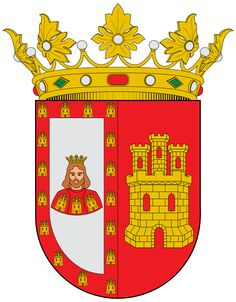 Escudo de la Provincia de Burgos - España.