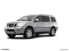 2013 Nissan Armada Platinum Platinum SUV 4 Doors Brilliant Silver for sale in Wichita, KS http://www.usedcarsgroup.com/wichita-ks/2013-nissan-armada-5n1ba0nc1dn603519.html